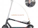 Elektrinis paspirtukas Beaster Scooter BS05W, 350W, 36V, 8Ah, baltas